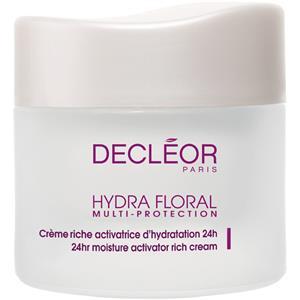 Decléor - Hydra Floral Multi-Protection - Crème Activatrice D'Hydratation 24h
