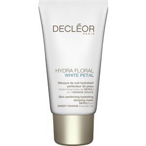 decleor-gesichtspflege-hydra-floral-multi-protection-white-petalmasque-de-nuit-hydratant-50-ml