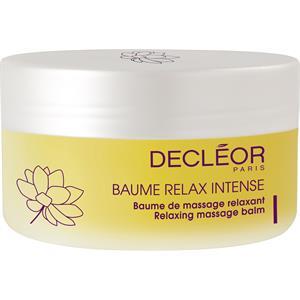 Decléor - Relax Intense - Baume de Massage Relaxant