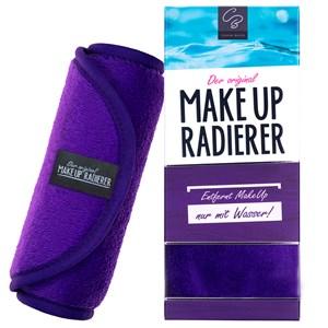 Der Original MakeUp Radierer - Tücher - Tuch Lila