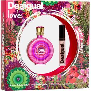 Desigual - Love - Geschenkset