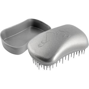 dessata-haarbursten-mini-anti-tangle-brush-silver-1-stk-