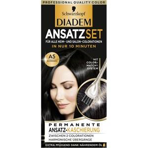 Diadem - Coloration - A5 Schwarz Stufe 3 Retouch spray