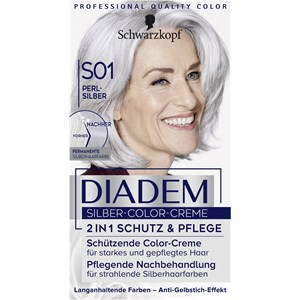 Diadem - Coloration - Silber-Color-Creme