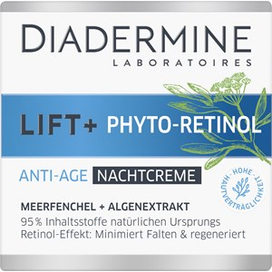 Diadermine - Night Care - Nachtpflege