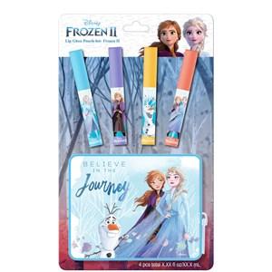 Disney - Frozen II - Lipgloss & Täschchen Set