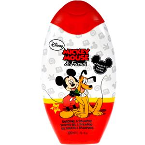 Disney - Mickey/Minnie - 2 in 1 Duschgel + Shampoo Mickey Mouse & Friends