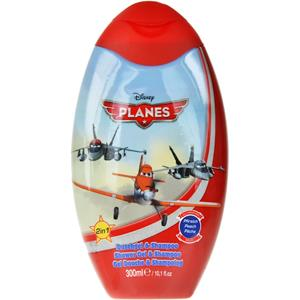 Disney - Planes - Shower Gel & Shampoo