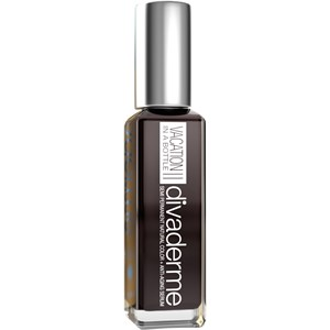 Divaderme - Gesichtspflege - Vacation in a Bottle Semi Permanent Natural Color + Anti-Aging Serum