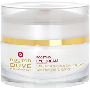 Image of Doctor Duve Pflege Gesichtspflege Boosting Eye Cream 30 ml