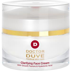 Image of Doctor Duve Pflege Gesichtspflege Clarifying Face Cream 50 ml