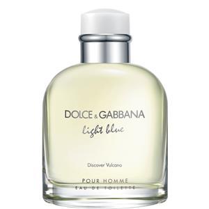 Dolce&Gabbana - Light Blue pour homme - Discover Vulcano Eau de Toilette Spray