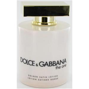 Dolce&Gabbana - The One - Golden Satin Lotion