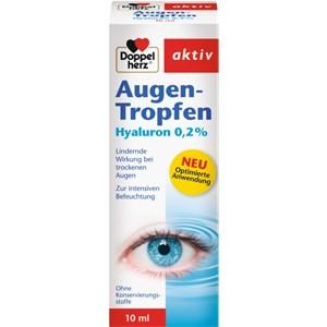 Doppelherz - Augen - Augen-Tropfen Hyaluron