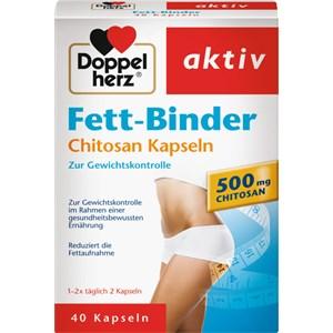 Doppelherz - Diät - Fett-Binder Chitosan Kapseln
