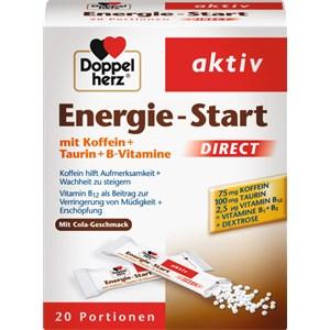 Doppelherz - Energy & Performance - Energie-Start