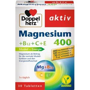 Doppelherz - Energie & Leistungsfähigkeit - Magnesium 400 + B12 + C + E