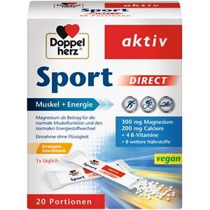 Doppelherz - Energie & Leistungsfähigkeit - Sport Vitamine + Mineralien