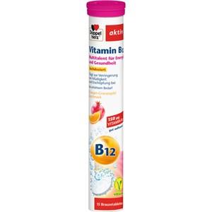 Doppelherz - Energie & Leistungsfähigkeit - Vitamin B12 Brausetabletten