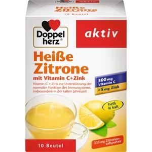 Doppelherz - Erkältung - Heiße Zitrone