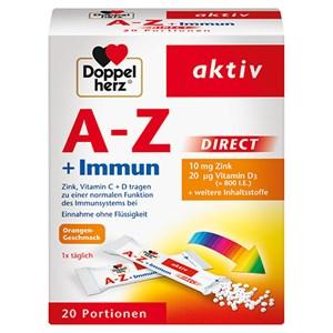 Doppelherz - Minerals & Vitamins - A-Z + Immun Direct