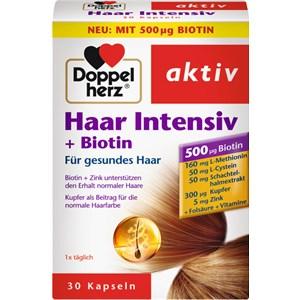 Doppelherz - Haut, Haare, Nägel - Haar Intensiv Kapseln