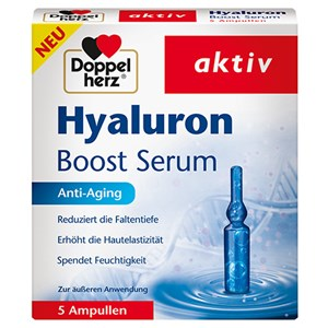 Doppelherz - Haut, Haare, Nägel - Hyaluron Boost Serum