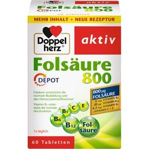 Doppelherz - Mineralstoffe & Vitamine - Folsäure Tabletten