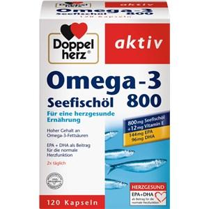 Doppelherz - Minerals & Vitamins - Omega-3 Seefischöl 800