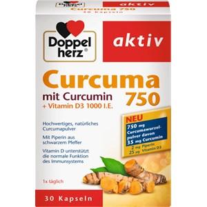 Doppelherz - Immune system & cell protection - Curcuma Kapseln