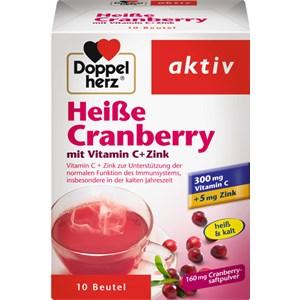 Doppelherz - Immune system & cell protection - Heiße Cranberry