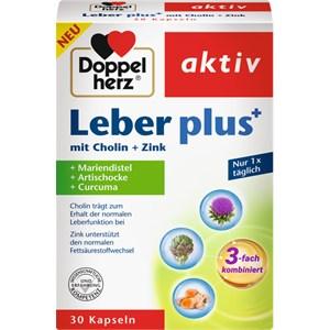 Doppelherz - Immunsystem & Zellschutz - Leber plus Kapseln