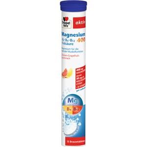Doppelherz - Mineralstoffe & Vitamine - Magnesium Brausetabletten