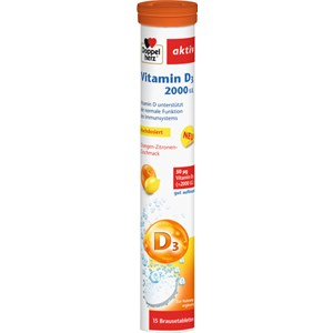 Doppelherz - Immunsystem & Zellschutz - Vitamin D 2000 I.E.