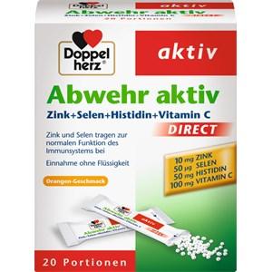 Doppelherz - Immunsystem & Zellschutz - Zink + Selen + Histidin + Vitamin C Abwehr aktiv