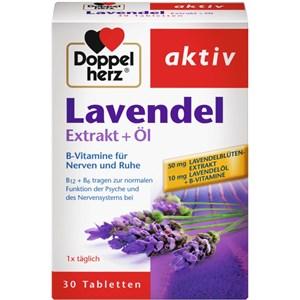 Doppelherz - Mineralstoffe & Vitamine - Lavendel Extrakt + Öl