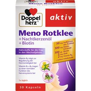 Doppelherz - Mineralstoffe & Vitamine - Meno Rotklee