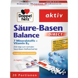 Doppelherz - Mineralstoffe & Vitamine - Säure-Basen Balance