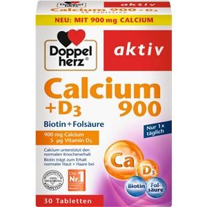 Doppelherz - Muskeln, Knochen, Bewegung - Calcium 900 + D3 + Biotin