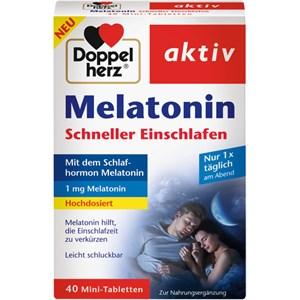 Doppelherz - Nerves & calming - Melatonin tablets