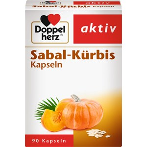 Doppelherz - Kidney, bladder, prostate - Sabal-Kürbis Kapseln