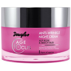 Douglas Collection - Age Focus - Anti Wrinkle Night Cream