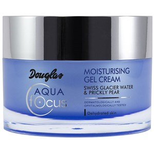 Douglas Collection - Aqua Focus - Moisturizing Gel-Cream