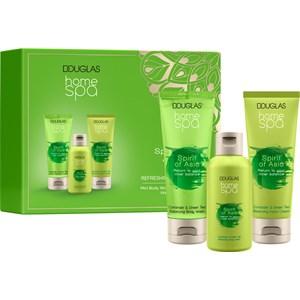 Douglas Collection - Skin care - Spirit Of Asia Refreshing Mini Spa Set