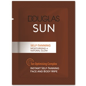 Douglas Collection - Selbstbräuner - Face & Body Wipe