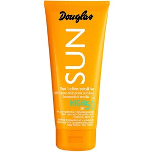 Douglas Collection - Sonnenpflege - Sun Lotion Sensitive SPF 50