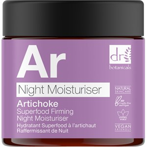 Dr Botanicals - Facial care - Artichoke Superfood Firming Night Moisturiser