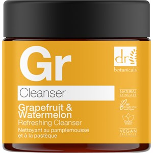 Dr Botanicals - Gesichtspflege - Grapefruit & Watermelon Refreshing Cleanser
