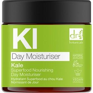 Dr Botanicals - Gesichtspflege - Kale Superfood Nourishing Day Moisturiser