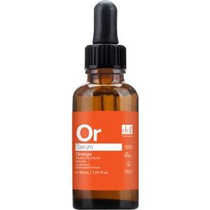 Dr Botanicals - Facial care - Orange Restoring Facial Serum